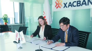 XacBank and Mercy Corps partner on pasture restoration project in Khentii aimag