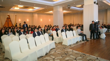 """XacBank celebrated """"Banking on Values Day"""""""