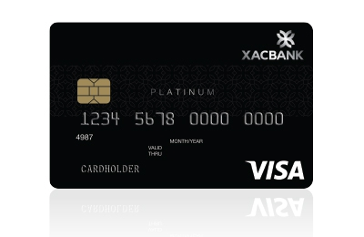 Platinum card (VISA)